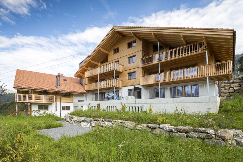 Wohnbauprojekt Engi West Neubau 3 MFH - Christian und Werner von ...